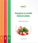 Receptury ze soutěží školních jídelen (3 díly/šanony)